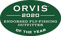2020 Orvis Endorsed Fly-Fishing Outfitter of the Year